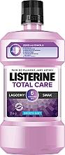 Perfumería y cosmética Enjuague bucal sin alcohol - Listerine Total Care Zero