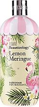 """Perfumería y cosmética Espuma de baño """"Lemon Meringue"""" - Baylis & Harding"""