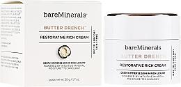 Perfumería y cosmética Crema facial restauradora con manteca de karité - Bare Escentuals Bare Minerals Butter Drench Restorative Rich Cream
