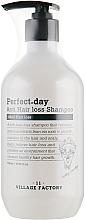 Perfumería y cosmética Champú anticaída con pantenol y ácido salicílico - Village 11 Factory Perfect-day Anti Hair Loss