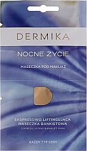 Perfumería y cosmética Mascarilla facial reafirmante de noche - Dermika Night Life Express Lifting Banquet Mask