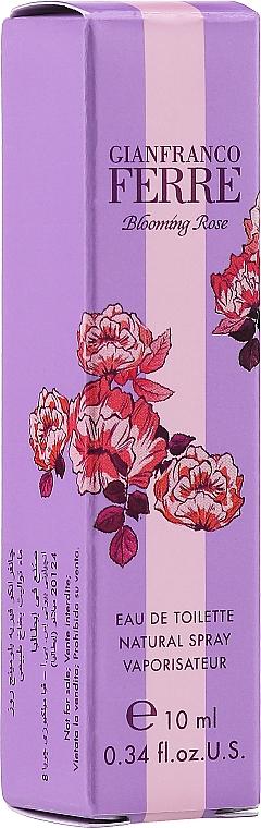 Gianfranco Ferre Blooming Rose - Eau de toilette (mini)