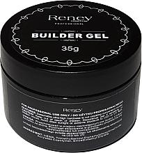 Perfumería y cosmética Gel constructor de uñas con brillo - Reney Cosmetics Builder Gel Shimmer
