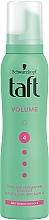 Perfumería y cosmética Espuma capilar voluminizadora con colágeno, fijación extra fuerte - Schwarzkopf Taft Volume Mousse №4