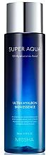 Perfumería y cosmética Esencia facial hidratante con 10% ácido hialurónico - Missha Super Aqua Ultra Hyalron Skin Essence