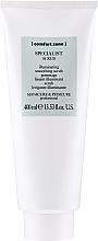 Perfumería y cosmética Exfoliante para pies con aceite de almendras dulces - Comfort Zone Specialist Scrub