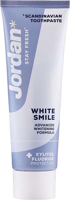 Pasta dental blanqueadora con zinc y menta - Jordan Stay Fresh White Smile
