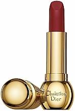 Perfumería y cosmética Barra de labios con aceite de ricino - Dior Rouge Diorific