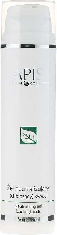 Gel neutralizador de ácidos para peeling - APIS Professional Home TerApis Neutralising Gel (Cooling) Acids