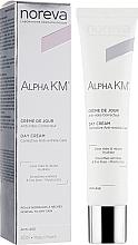 Perfumería y cosmética Crema facial correctora antiarrugas con ácido glicólico - Noreva Laboratoires Alpha KM Corrective Anti-Ageing Treatment Normal To Dry Skins