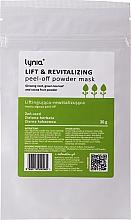 Perfumería y cosmética Mascarilla facial reafirmante - Lynia Lift & Revitalizing Peel-off Powder Mask
