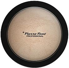Perfumería y cosmética Iluminador facial en polvo - Pierre Rene Face Highlighting Powder