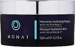 Perfumería y cosmética Mascarilla para cabello revitalizante con ceramidas, aceite de camelia y arginina - Monat Heavenly Hydrating Masque