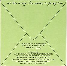 John Galliano Parlez-Moi d'Amour Eau Fraiche - Eau de toilette — imagen N2