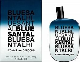 Perfumería y cosmética Comme des Garcons Blue Santal - Eau de parfum