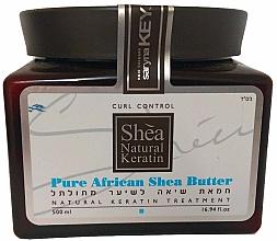 Perfumería y cosmética Tratamiento capilar reestructurante para cabello rizado con manteca de karité - Saryna Key Curl Control Pure African Shea Butter