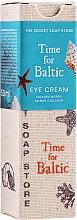 Perfumería y cosmética Crema contorno de ojos con extracto de ámbar y colágeno marino - The Secret Soap Store Time For Baltic