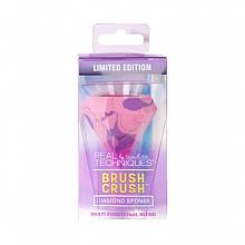 Perfumería y cosmética Esponja de maquillaje, diamante - Real Techniques Brush Crush Diamond Spong