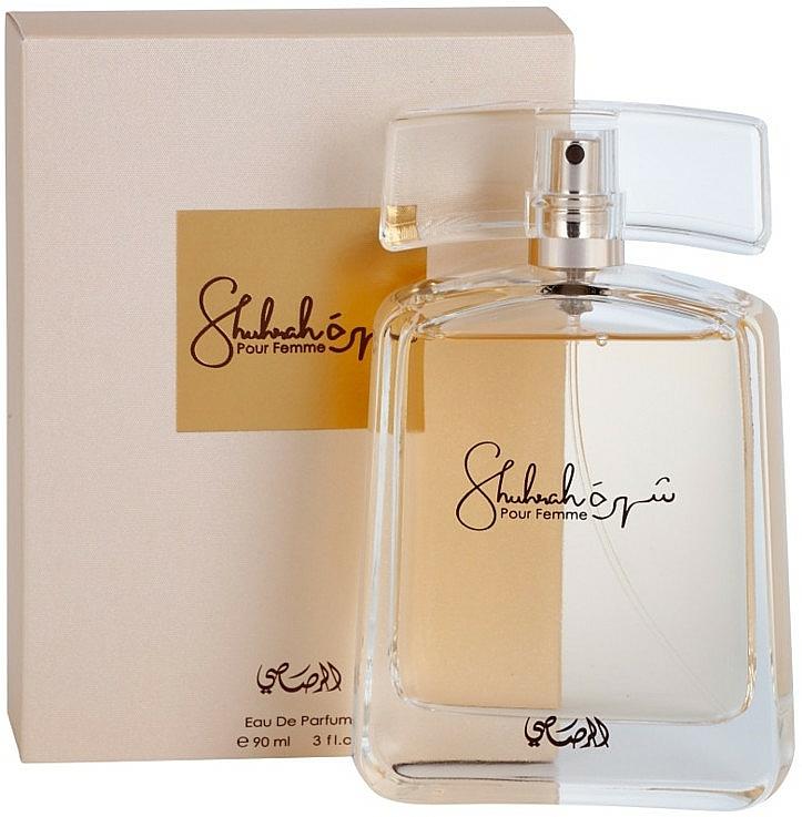 Rasasi Shuhrah Pour Femme - Eau de Parfum
