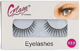 Perfumería y cosmética Pestañas postizas (sin pegamento) №010 - Glam Of Sweden Eyelashes