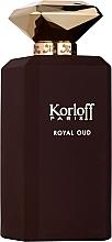 Perfumería y cosmética Korloff Paris Royal Oud - Eau de parfum