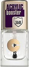 Perfumería y cosmética Top coat, efecto acrílico - Delia Acrylic Booster Top Coat