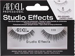 Perfumería y cosmética Pestañas postizas - Ardell Studio Effect 110