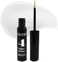 Perfumería y cosmética Sérum potenciador para cejas y pestañas - Lord & Berry 4 Night and Day Lash & Brow Growth Serum