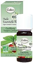 Perfumería y cosmética Bio aceite esencial de gaulteria 100% - Galeo Organic Essential Oil Gaultherie