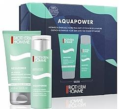 Perfumería y cosmética Biotherm Homme - Set para hombres (loción aftershave/75ml + gel de ducha/150ml)
