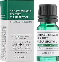 Perfumería y cosmética Aceite de árbol de té - Some By Mi 30 Days Miracle Tea Tree Clear Spot Oil