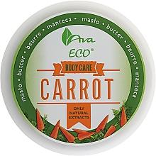 Perfumería y cosmética Manteca corporal con extracto de zanahoria y aceites de almendra, coco & aguacate - Ava Laboratorium Body Care Carrot Butter