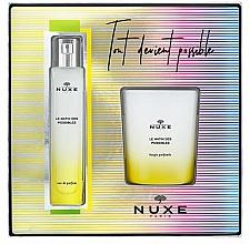 Perfumería y cosmética Nuxe Le Matin Des Possibles - Set (edp/50ml + vela aromática/140g)