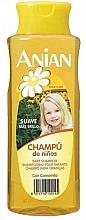 Perfumería y cosmética Champú con extracto de camomila - Anian Chamomille Childrens Shampoo