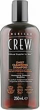 Perfumería y cosmética Champú de uso diario con ácido cítrico y mentol - American Crew Daily Cleansing Shampoo