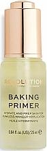 Perfumería y cosmética Sérum prebase de maquillaje - Makeup Revolution Baking Primer