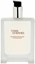 Hermes Terre dHermes - Bálsamo after shave con aceite de ricino — imagen N1