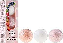 Perfumería y cosmética Bombas de baño - Delia Dairy Fun Milky Bath Balls