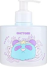Perfumería y cosmética Jabón de manos líquido natural con aroma a arándanos y moras - Oh!Tomi Panda Liquid Soap