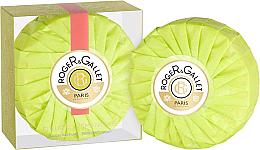 Perfumería y cosmética Jabón corporal perfumado - Roger & Gallet Fleur d'Osmanthus