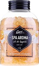Perfumería y cosmética Sales para baño de miel - Cari Spa Aroma Salt For Bath