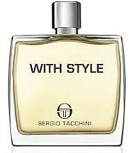 Perfumería y cosmética Sergio Tacchini With Style - Loción aftershave