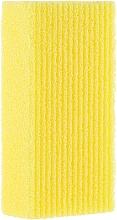 Perfumería y cosmética Piedra pómez sintética, 71027, amarilla - Top Choice