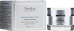 Perfumería y cosmética Crema de día hidratación intensa con aceite orgánico de baobab - Sostar EstelSkin Moisturizing Day Cream