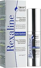Perfumería y cosmética Crema para contorno de ojos rejuvenecedora hidratante - Rexaline Hydra 3D Hydra-Eye Zone Cream