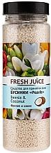 Perfumería y cosmética Perlas de baño con fresia & coco - Fresh Juice Bath Bijou Rearls Freesia and Coconut