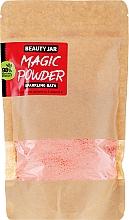 Perfumería y cosmética Polvo de baño natural con aceite de almendras y vitamina E - Beauty Jar Sparkling Bath Magic Powder