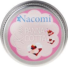 Perfumería y cosmética Manteca labial con miel y cera de abejas - Nacomi Kiss Panna Cotta Lip Butter