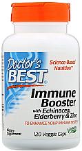 Perfumería y cosmética Complemento alimenticio en cápsulas para el refuerzo inmunolódico con equinácea, baya de saúco y zinc - Doctor's Best