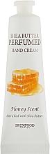 Perfumería y cosmética Crema de manos perfumada con karité, aroma a miel - Skinfood Shea Butter Perfumed Hand Cream Honey Scent